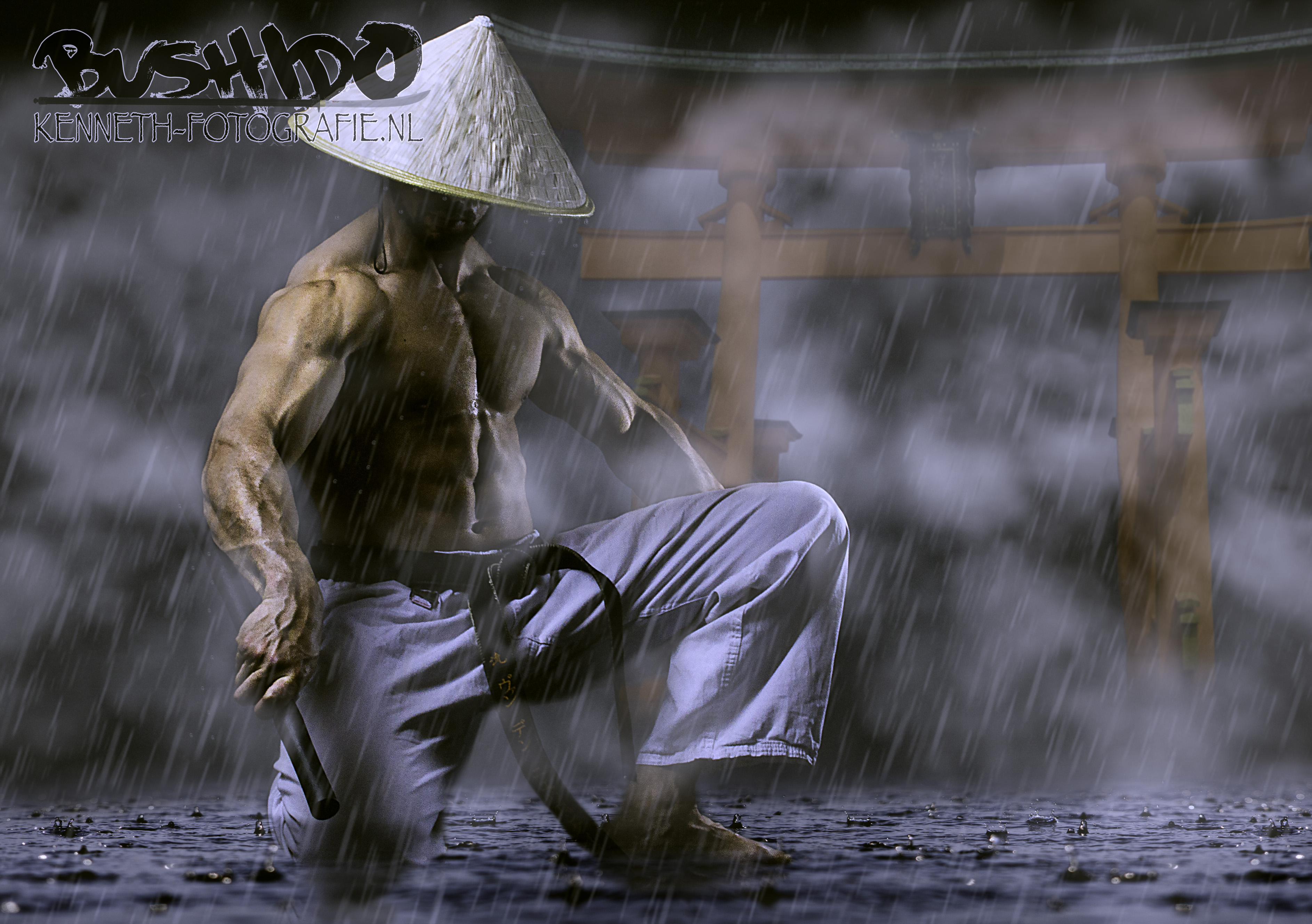 Bushido (vechtsport fotografie)