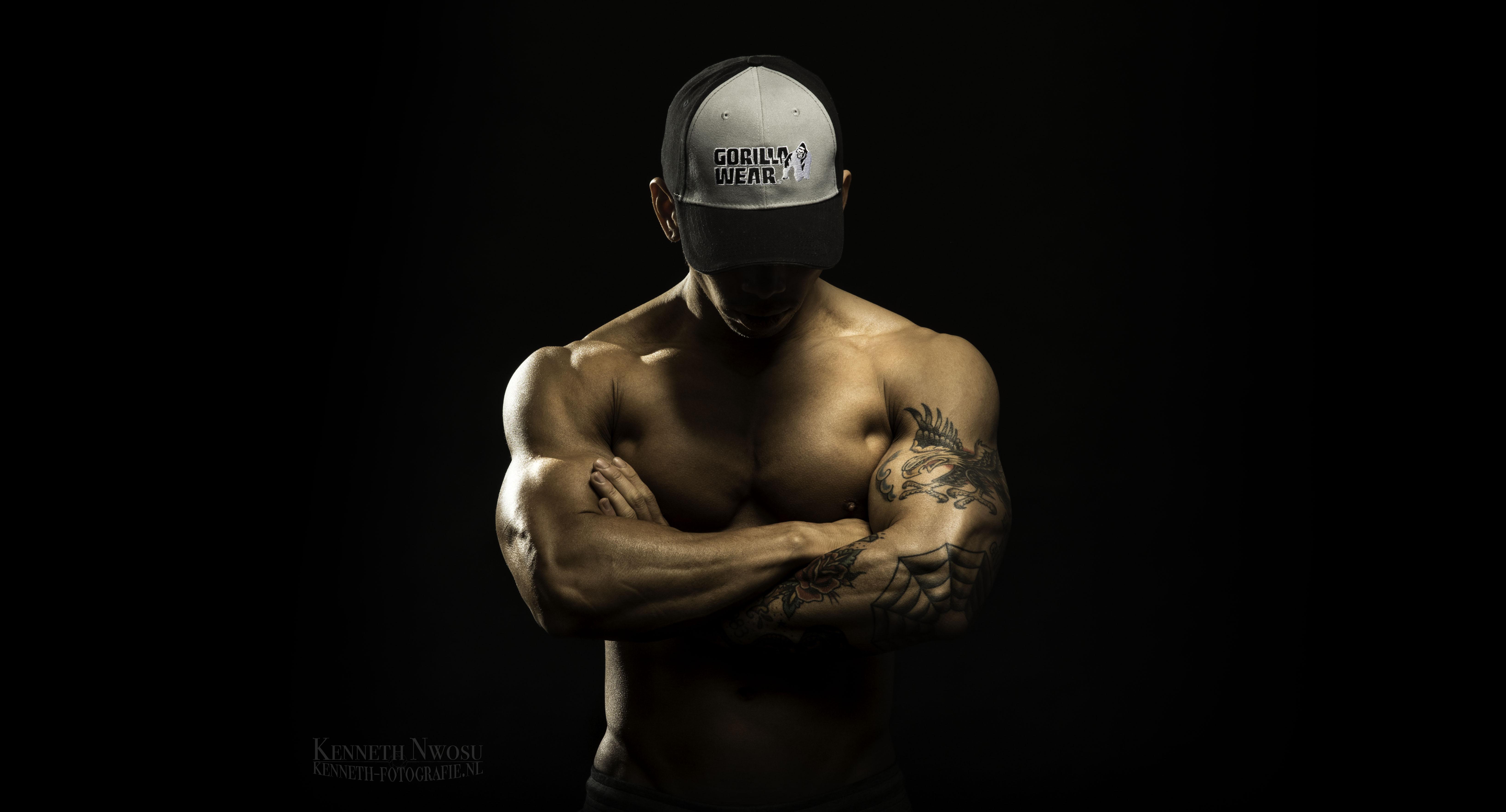 Hung Nguyen IFBB Men's Physique athlete