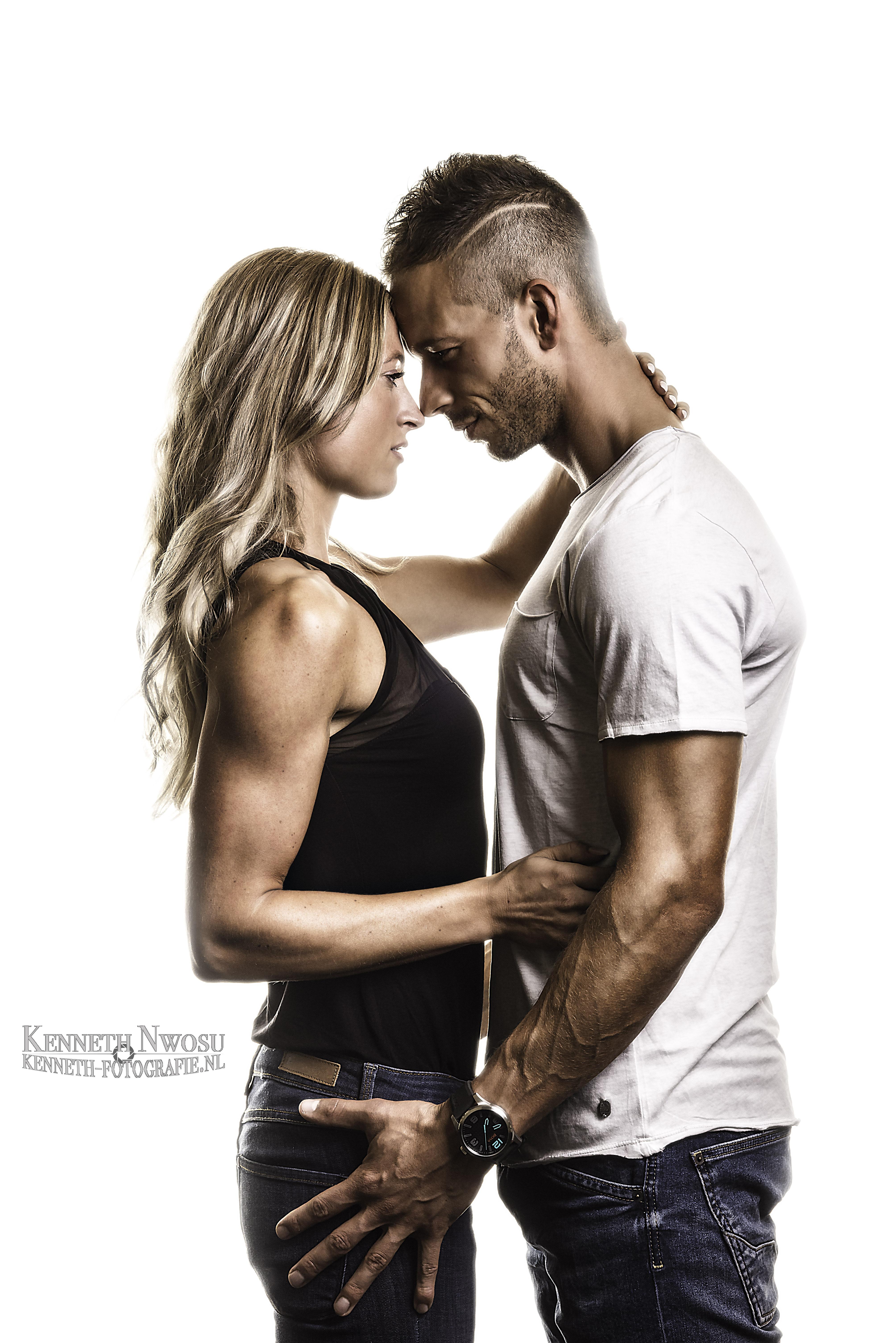 Kevin en Rianne