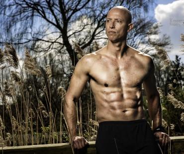 Fitness Photoshoot Jethro Wallenburg