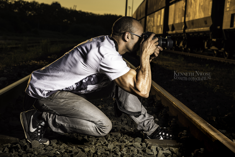 Kenneth Nwosu (fitness model)