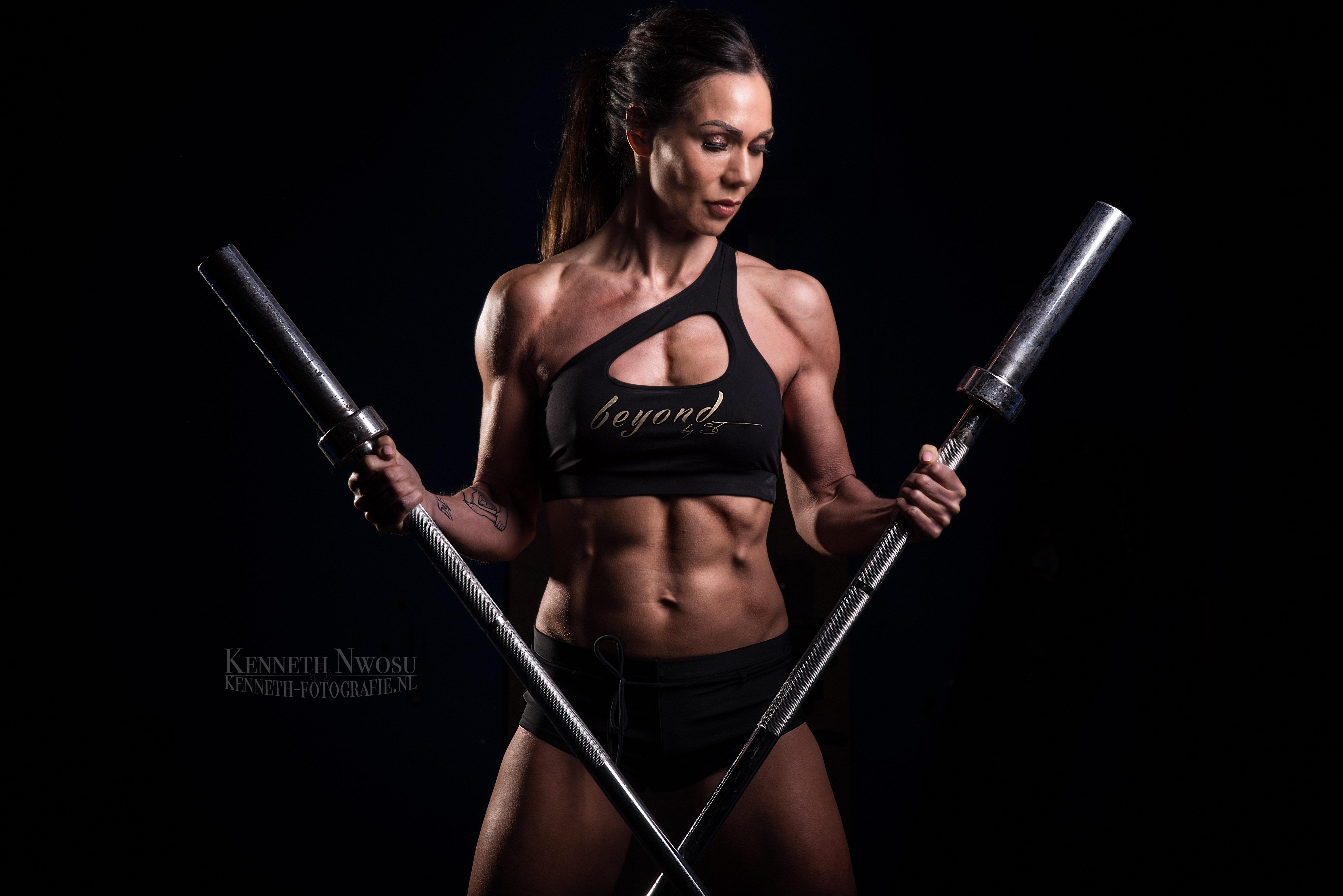 Fitness Shoot met Rozanne Morsink