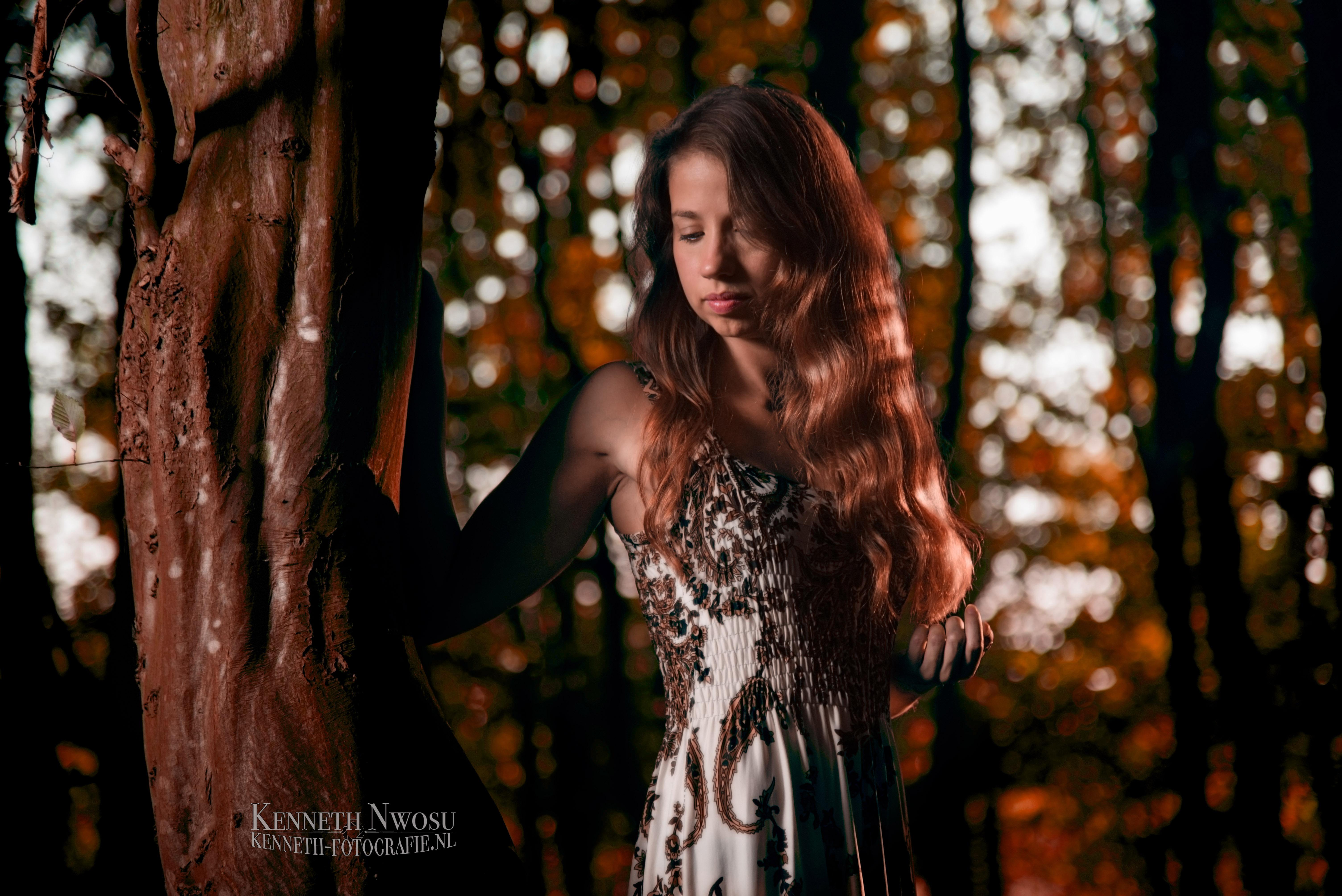 Herfst fotoshoot met Suzanne Noordzij-van Eck
