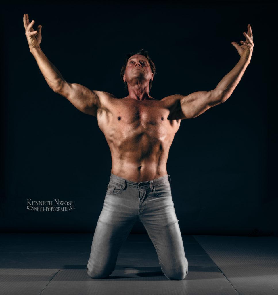 Fitness fotoshoot met Mado van der Kamp