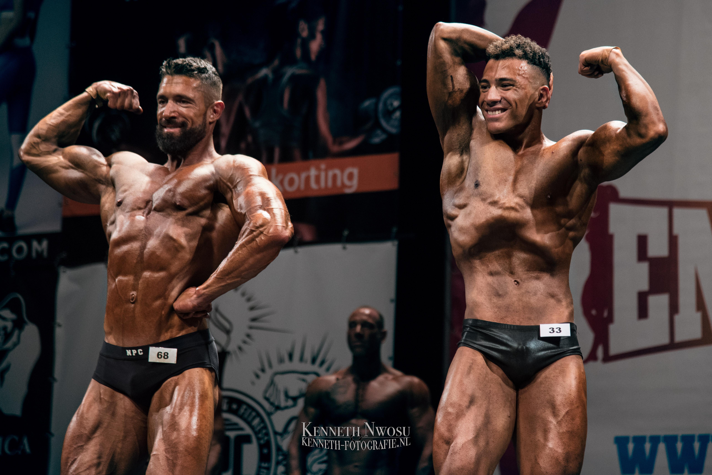 Enercup 2019 foto's Classic Bodybuilding