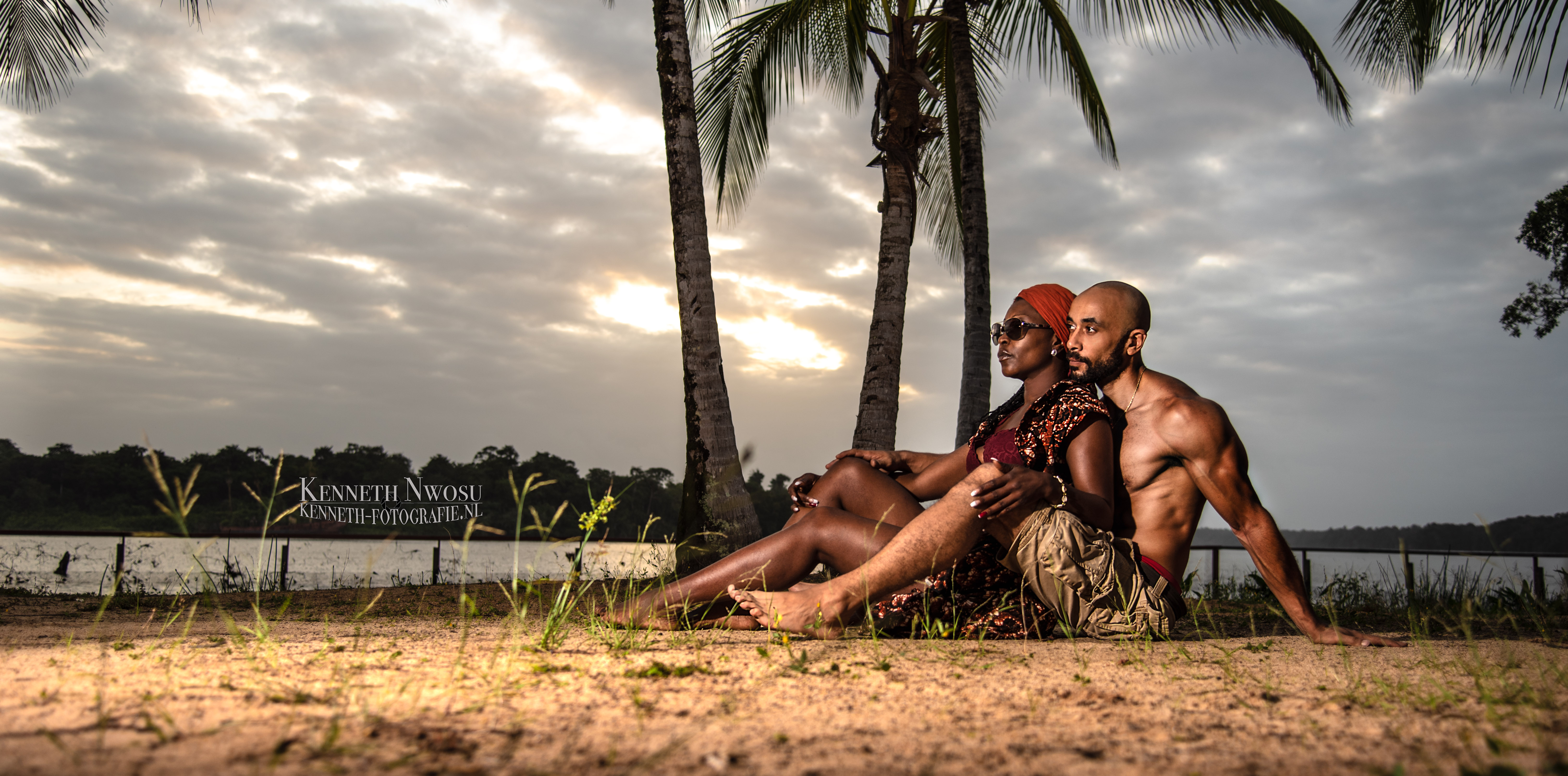 Overbridge Suriname fotoshoot 2