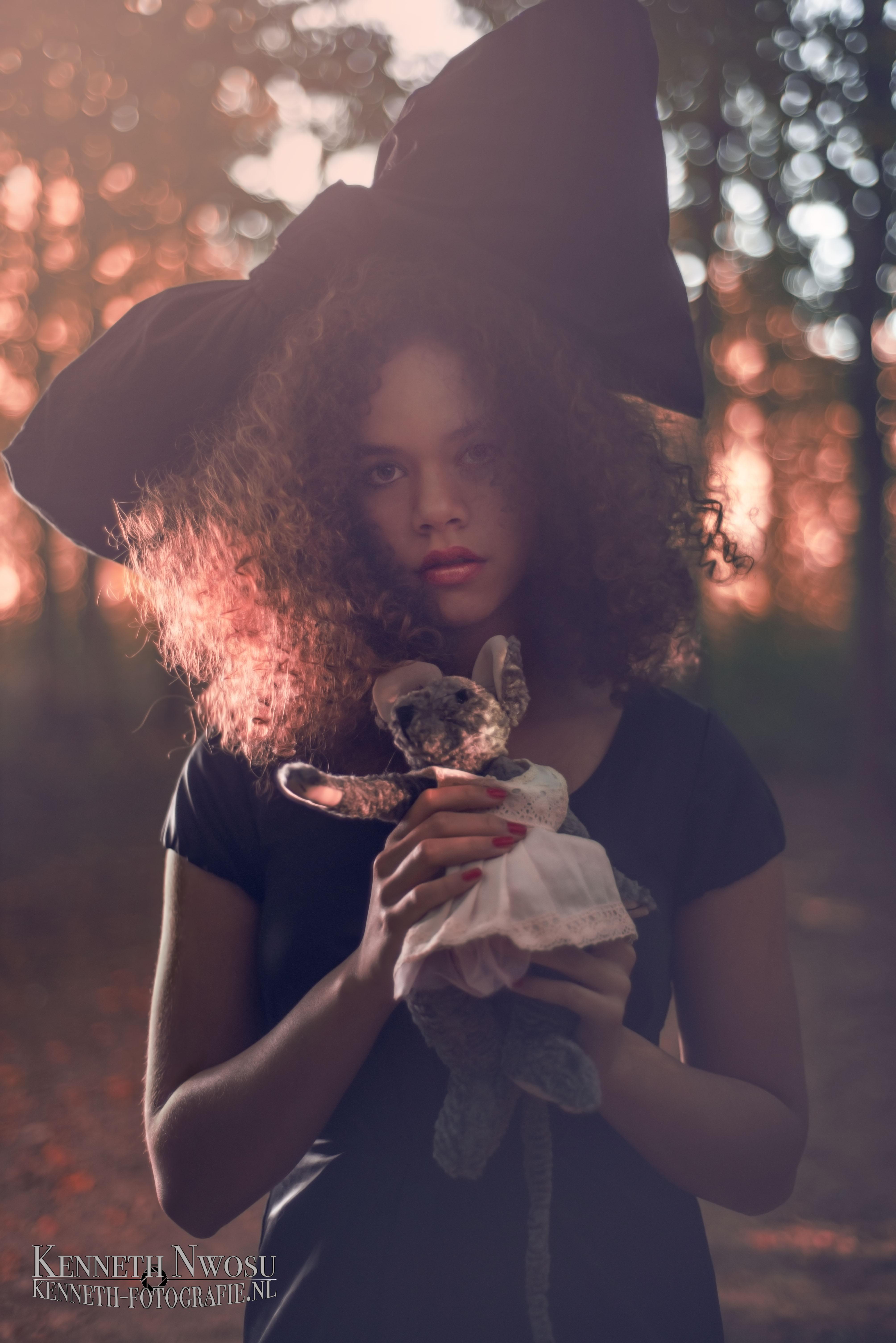 Herfst fotoshoot met Dimphy