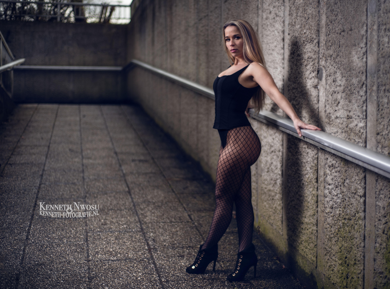 Fotoshoot met Angelita